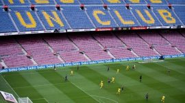stadium without fans